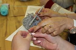 как научиться вязать крючком с нуля в москве Bergitte